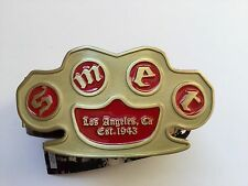 New With Tag Smet Mens Belt Size Small Ed Hardy Christian Audigier