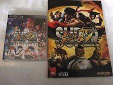 Super Street Fighter IV -- Arcade Edition (Sony PlayStation 3, 2011) BRAND NEW