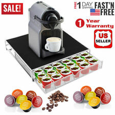 36 K Cup Holder Coffee Pod Storage Drawer Dispenser Stand Organizer Rack New