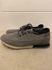CLAE Premium Shoe - Desmond Premium Suede Grey Men's UK 8