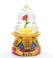 Snow Globe Mini Beauty & the Beast Belle (Bell Shape, Enchanted, Rose Vintage)