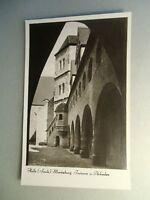 Ansichtskarte Halle Saale Moritzburg Torturm Arkaden
