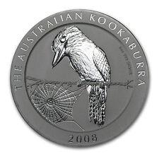 2008 Australia 2 oz Silver Kookaburra BU - SKU #28844