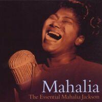 Jackson, Mahalia - The Essential Mahalia Jackson (CD) (2000)