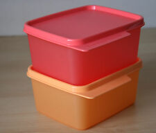 Tupperware Small Keep Tab Container 500 ml (2) New