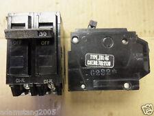 GE TQL TQL2130 2 pole 30 amp Circuit Breaker