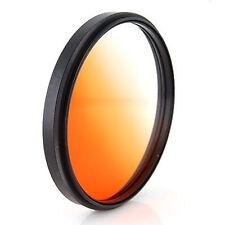 58mm graduated coffee lens filter gradual for Digital SLR Camera,Camcorder NEW