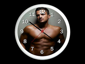 Peter Andre Wall Clock Can be Personalised