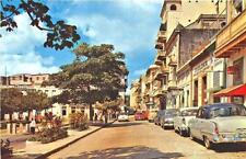 San Juan Puerto Rico San Fransisco Street Postcard