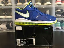 Nike LeBron 8 V/2 Low Version 2 Sprite 456849-401 SIZE 12 VNDS