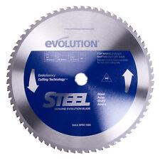 """Evolution 14"""" Steel Cutting Blade"""