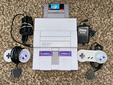 New listing Super Nintendo, Snes System / Console Bundle Tested/Works.