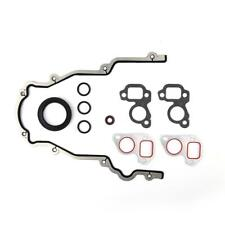 8PCS Timing Cover Gasket Kit paper & metal & rubber For GM Chevy LS LS1 LS2 LS3