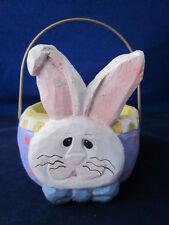 Eddie Walker Easter Bunny Rabbit Basket