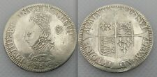 Collectable Queen Elizabeth I Silver Milled Sixpence - Large Broad Bust