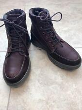 ECCO Leather GORE-TEX Boot, Brown, Size 40 EU (6 - 6 1/2 US)