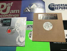 "Hip Hop Vinyl Lot Of 10 Rap & RnB 12"" Records - Instant DJ Collection - Unplayed"