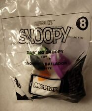 ☆ Peanuts Snoopy Dancing Snoopy ☆ New 2018 McDonald's Happy Meal Toy #8