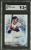 2020 Topps 2030 #T2030-11 Pete Alonso New York Mets SGC 9.5 PSA ? BGS ?