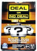 Deal or No Deal Card Game Toy - Travel Size Pack