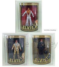 Lot of 3 - 1993 Hasbro Elvis Presley UNRELEASED DOLLS