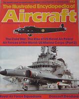 Illustrated Encyclopedia of Aircraft Issue 193 Dassault Etendard cutaway drawing