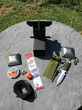 LITTLE BUGGER ROCKET STOVE BUG OUT KIT by Outback Fabrications