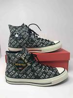 Sneakers Men's Converse Chuck 70 High Top Black White Canvas Gore-Tex