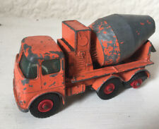 Vintage Matchbox King Size No 13 Ready Mix Concrete Truck