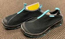 "New Salomon ""RX MOC"" Women's Shoes Size 6.5 Black/Atol"