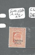 INDIA CHAMBA (P0804B) KE 3A  SG  MOG