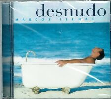Marcos Llunas  Desnudo  BRAND  NEW SEALED  CD