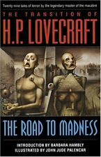 The Road to Madness by H. P. Lovecraft, John Jude Palencar, Barbara Hambly
