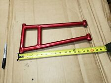Apex GT upper a-arm Yamaha red for 2007 RX10GT left or right
