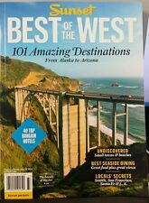 SUNSET BEST of the WEST 101 Amazing Dest. 40 bargain hotels 2013/14 FREE SHIPPIN