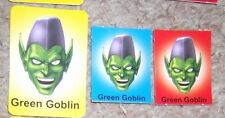 Face card or Character card for GUESS WHO?  MARVEL HEROES edition...CHOOSE:-