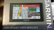 Garmin DriveAssist 51 LMT-S GPS With Lifetime Maps, Built-In Wi-Fi and Dashcam
