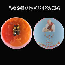Seepueng Wax Sarika Aj Prakong Thai amulet Erotic love charm attraction Mercy