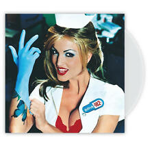"""BLINK 182 12"""" New Clear vinyl LP ENEMA OF THE STATE record album"""