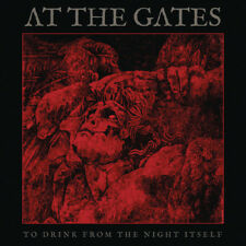 At the Gates - To Drink From The Night Itself [New CD]