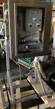 Orsco Series 170 Lubrication System Food Grade Stainless Rolling Enclosure