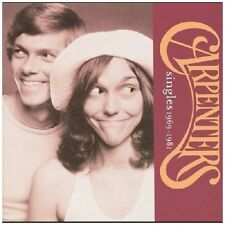 Carpenters Singles 1969-1981 CD NEW Yesterday Once More/Only Yesterday+