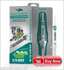XADO EX120 gel Revitalizant for all types of fuel equipment