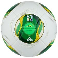 Adidas Soccer Match Ball Cafusa Football Footgolf Fifa Confederations Cup + Box