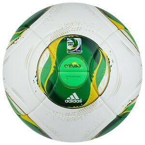 ADIDAS SOCCER MATCH BALL CAFUSA FOOTBALL FOOTGOLF FIFA CONFEDERATIONS CUP