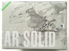 READY! THREEA 3A ASHLEY WOOD X KONAMI METAL GEAR SOLID MGS REX HALF SIZE MISB
