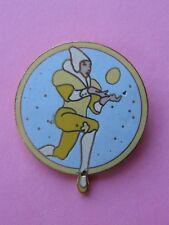 broche (no pin's) STARWATCHER n°1- 1990 - signé MOEBIUS - dim:36x40 ,jean giraud