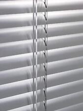 "Wood Print PVC Venetian Blinds - Various Colours & Sizes Spring Teak 45 Cm (18"") 152cm"