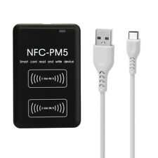 USB Handhled NFC-PM5 RFI-D Copier IC I-D Reader Writer Smart Duplicator U6V0