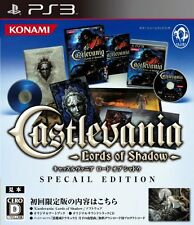 USED PS3 Castlevania: Lords of Shadow [Limited Edition] [Japan Import]
